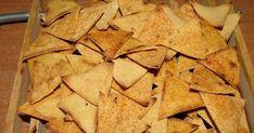 Zainspirowana przepisem Niki postanowiłam też zrobić swoje dietetyczne nachos na imprezę. Są chrupiące, bez tłuszczu, niskokaloryczne, pik...