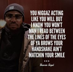 True facts!!! #facts #rap #realtalk #nolie #truestory #quotekillahs #truthbetold #realshit #fact #factsonly #thatpart #loyalty #relationships #straightup #imjustsaying #dating #reallytho #wordstoliveby @beaniesigelsp