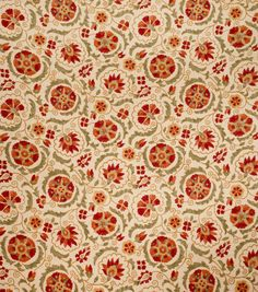 Upholstery Fabric-Jaclyn Smith Clarinet Artwork at Joann.com