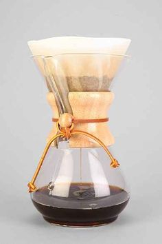 Chemex 6-Cup Classic Series Glass Coffeemaker