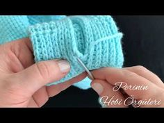 Knitting Stiches, Knitting Videos, Crochet Videos, Baby Knitting, Knitting Patterns, Knitted Gloves, Fingerless Gloves, Cat Toys, Arm Warmers
