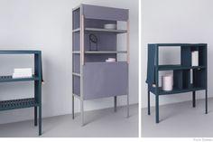 Dressed Cabinets by Puck Dieben