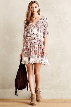 Leola Dress #anthropologie #anthrofave