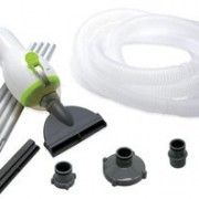 Skooba Pool Vacuum Kit For intex & Inflatable pools The Kokido Skooba Pool Vacuum System attaches directly to your pool's inline filtration system for Intex Pool Vacuum, Pool Care, Pool Cleaning, Garden Accessories, Lawn And Garden, Pools, Kit, Garden Products, Gardening