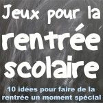 French Back-to-school Games: jeux pour la rentrée scolaire Classroom Games High School, High School Activities, School Games, First Week Of School Ideas, Beginning Of School, Primary School, French Teaching Resources, Teaching French, Science Resources