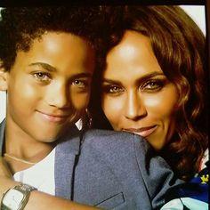 Nicole Ari Parker and son Nicholas Nicole Ari Parker, Beautiful Children, Beautiful People, Black Celebrity Kids, Boris Kodjoe, Boogie Nights, Black Celebrities, Celebrity Portraits, Black Love