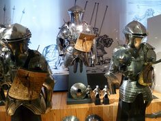 Musée de l'Armée — the Army Museum at Les Invalides, Paris Medieval Armor, Military History, Armour, Paris, Cool Stuff, Cool Things, Body Armor, Paris France, Personal Armor