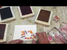 Friday Quickies: How to Get Your Stamping Mojo Back! - YouTube