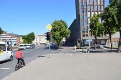 Центральная часть старой Клайпеды - Клайпеда.