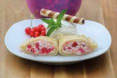 Ribiselnudel - Rezept Sushi, Ethnic Recipes, Food, New Recipes, Play Dough, Food Portions, Food Food, Essen, Meals