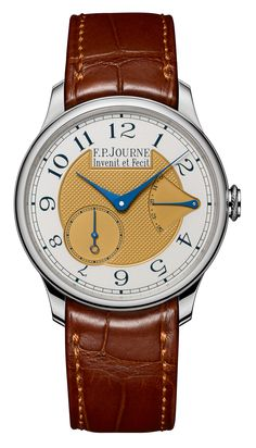 "Five-Timepiece Set From F.P. Journe​ In Steel Priced At $308,000 - Can you handle this much Journe? See & read more about each piece and what ""historic size"" means in Ariel's writeup over at Forbes​: ""Steel is the most 'dangerous' material in the luxury watch industry because it is so useful yet so common. Most luxury watches should actually be produced in steel…."" See more FP Journe watches we've written about on aBlogtoWatch: http://www.ablogtowatch.com/watch-brands/fp-journe/"