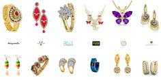 Upto 60% off on Women Jewellery @ Flipkart