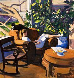 pintura de Kurt Solmssen