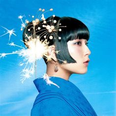 I love this photo of singer DAOKO, such a perfect styling+editing!