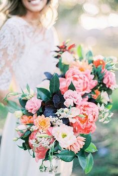 Browse Ideas For All Of Your Wedding Flowers Including Bouquets Reception Centerpieces And Boutonnieres