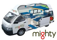 04855338f0 Campervan Hire Australia - Campervan Companies Compare - Motorhome Vehicle  Differences 4 Berth Campervan