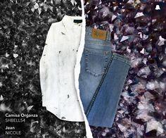 #BELLMUR #Verano16   NOW IN STORE: Descubrí los #NewArrivals de la Nueva Colección #Verano16, inspirada en la energía y poder de las piedras más increíbles.  - Camisa Organza // SHBELL54 - Jean // NICOLE  ¡Te esperamos en nuestro local de Montevideo Shopping!
