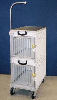 Great for shows with the little ones :) Aluminum Dog Crates, Diy Dog Crate, Dog Rooms, Dog Things, Dog Show, Groom, 3d, Animal, Shop