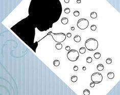 Blowing Bubbles Mood Tracker