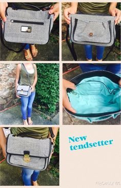 Initials Inc new trendsetter.  Perfect for the Fall/Winter Season #ohbaglady #iidiamond #wahm #joinmyteam