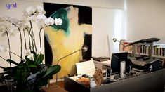 O apartamento de Gloria Kalil House Tours, Candles, Modern, Homework, Home Decor, Blog, Vintage, Brazil Houses, Environment