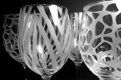 Image result for designs for etched drinking glasses