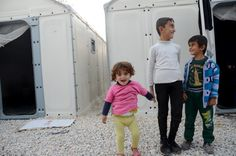 """""""Why do I have to leave my home?"""" Questions Syrian children ask their parents: http://bit.ly/1mpRyJQ"""