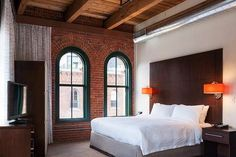 Originally created for reasons that had zero to do with luxury, vintage industrial buildings are fast becoming home to some of the world's most unforgettable hotels.