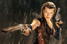 Alice Abernathy - Resident Evil