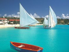 """Need to unwind"" or ""reconnect with yourself?"" Readers recommend Anguilla, where ""the island's untouched beauty is only surpassed"" by that of the ""world-class resorts."""
