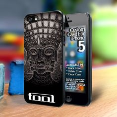 Tool Music band Iphone 5 case