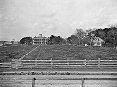 LeBeau Plantation, Arabi, Louisiana, photographed in 1910 Old Mansions, Abandoned Mansions, Abandoned Houses, Abandoned Places, Old Houses, Abandoned Plantations, Louisiana Plantations, Louisiana Homes, Architecture