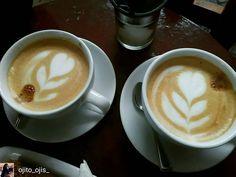 Gracias a @ojitos_ojis_ por compartir su #ExperienciaAroma junto a nosotros. #AromaDiCaffé #Cappuccino #CaféVenezolano #TerceraOla #LatteArt #CoffeeBreak #CoffeeTime #CoffeeLovers #InstaPic #InstaMoments