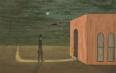 The visit by Gertrude Abercrombie