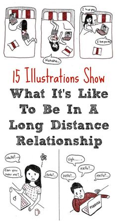 Anyone who has been in a long distance relationship knows that it's really hard. I myself have gone through and is still going through a long distance love. A year ago, I shared my story by drawing a comic series. Through the illustrations, I wanted …