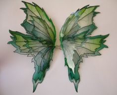 Make Your Own Fairy Wings | ChurchFun.com