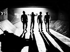 The cinematography, production design, score and set design in this film were flawless. A Clockwork Orange RIP Stanley Kubrick Films Cinema, Sci Fi Films, Cult Movies, Cinema 4d, Stanley Kubrick, Film Science Fiction, Pulp Fiction, Great Films, Good Movies