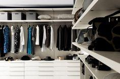 Фотография:  в стиле , Советы, лайфхаки, порядок в шкафу – фото на InMyRoom.ru