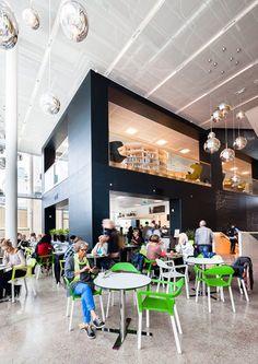 Gothenburg City Library, Gothenburg, 2014 - link arkitektur