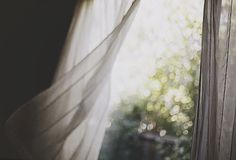 Sheer curtains #favoritethings