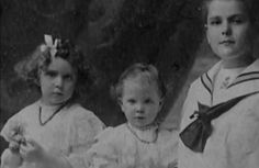 Irina, Natalie, and Vladimir. The children of Grand Duke Paul and Olga Paley. Because of their parents unequal marriage, the children were not allowed to carry their father's title of Grand Duke or Grand Duchess. Nor were they allowed to inherit their father's ducal fortune. Grand Duke Paul attempted to remedy this by purchasing art, antique furniture and jewels to present to his wife. Sadly, all of their belongings were lost in the revolution.