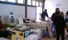 Opening Day of Granville Indoor Farmers Market in Ohio 9:30am - noon http://www.farmersmarketonline.com/fm/GranvilleIndoorFarmersMarket.html