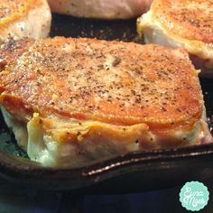 Pull up a stool...how to sear meat for big flavor!