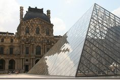 The Louvre-because I didn't see enough of it the first time, lol.