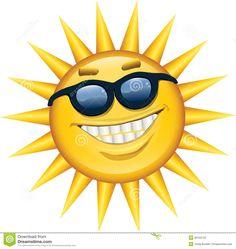 Sonnenschein-Lächeln Stockfoto - Bild: 26150720