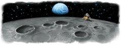 Google Logo For 40th Anniversary Of Apollo 11 Landing On Moon