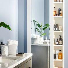 How to Make Wooden Tea Light Holders (DIY) Secret Storage, Wooden Bird Feeders, Patio Chairs, Family Handyman, Storage Spaces, Mirror Cabinets, Ikea Kallax Hack, Storage, Wooden Diy