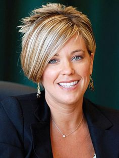 Make Your Own Hairstyle Fascinating Kate Gosselin Hair Cut And Bob Hairstyle  How To Style Kate