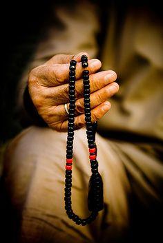 Prayer beads, Aleppo, Syria