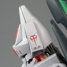Infinite Dimension upgrade kits used and modified.MG Gundam original used as inner frame. Gundam, Robot, Type, Robotics, Robots